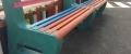 a) L-bench lavička s opierkou